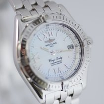 Breitling Wings lady Pilot MOP Dial A67350