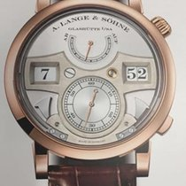 A. Lange & Söhne 145.032 Zeitwerk Striking Time Rose Gold