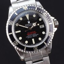 Rolex Sea-Dweller 1665 'Double Red' MK2