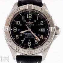 Breitling Uhr Superocean Professional Automatik Edelstahl...