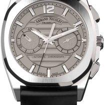 Armand Nicolet J09 Chronograph A654AAA-GR-GG4710N
