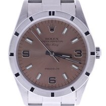 Rolex Air King Automatic-self-wind Mens Watch 14010 (certified...