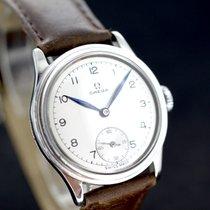 Omega Militär White dial Handaufzug ref.9722421 aus 1939