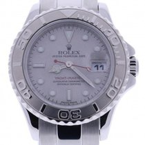 Rolex Yacht-master 169622 29 Millimeters Silver Dial