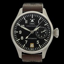IWC Big Pilot's Transitional Stainless Steel Gents IW5002