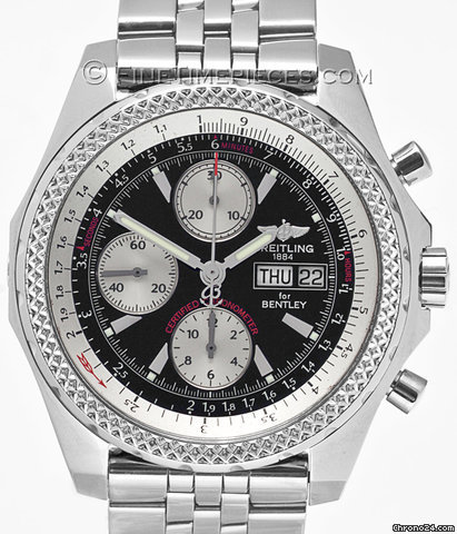 Breitling Bentley GT Special Edition - A 13362 - 015