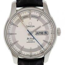 Omega De Ville Hour Vision Co-Axial Annual Calendar Stahl...