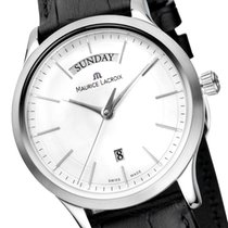 Maurice Lacroix Les Classiques Day/Date Herrenuhr LC1007-SS001...