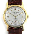 Vacheron Constantin 18k yellow gold vintage dress watch