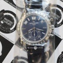 Patek Philippe 5961P Complication Annual Calendar Diamond...
