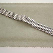 Breitling Stahl - Goldband Rouleauxband 16 mm für Sirius Lady...