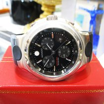 Movado Series 800 Chronograph Ref: 84 C5 2897.0 Rubber Band Watch
