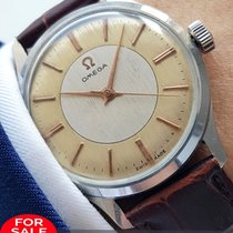 Omega 35mm with two tone linen dial Vintage 1944