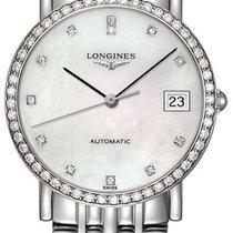Longines Elegant Automatic 34.5mm L4.809.0.87.6