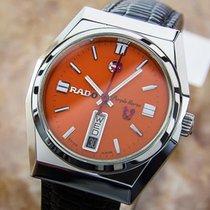 Rado Purple Horse Collectible Vintage Classic Auto Swiss Watch...