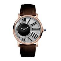 Cartier Rotonde Manual Mens Watch Ref W1556223