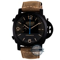 Panerai Luminor 1950 3 Day Flyback Chronograph PAM 580