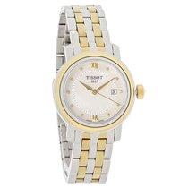 Tissot Bridgeport Ladies MOP Swiss Quartz Watch T097.010.22.11...