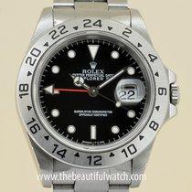 Rolex Explorer II cadran noir Full Set