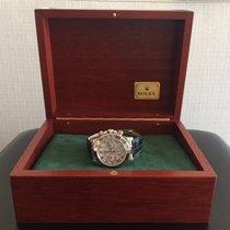 勞力士 (Rolex) Daytona White Gold with Meteorite Dial