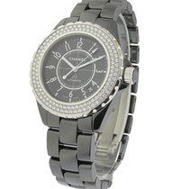 Chanel Full Size J12 with Diamond Bezel 42mm H2014