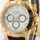 Rolex 16518 Daytona Cosmograph, Yellow Gold, W Serial, Zenith...