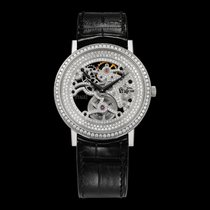 Piaget Altiplano Skeleton White Gold & Diamonds 40 mm