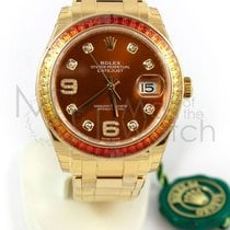 Rolex Datejust Pearlmaster 86348 Sajor