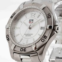 TAG Heuer Aquaracer 300 Meters Quarz Stahl an Stahlband Ref....