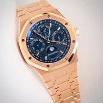 Audemars Piguet Royal Oak Perpetual Calendar Rose Gold 41mm Watch