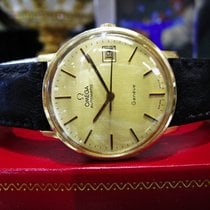 Omega 14k Yellow Gold Dress Watch