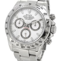 Rolex Oyster Perpetual Cosmograph Daytona 116520 with Paper