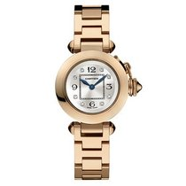 Cartier Miss Pasha 27mm in Rose Gold