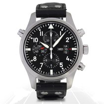 IWC Pilots Double Chronograph - IW377801