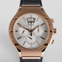 Piaget Polo Rose Gold Chronograph