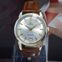 Omega Bumper Automatic Seamaster Calendar Wristwatch
