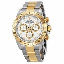 Rolex Unworn 116503 2-Tone DAYTONA 116503 - White Dial -...
