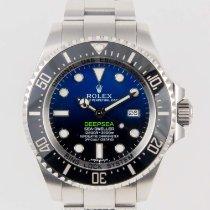 Rolex Deepsea Deep Blue Dial Stainless Steel Oyster 44mm