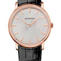 Audemars Piguet Jules Audemars Extra-thin 18K Pink Gold &...
