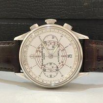 Baume & Mercier Capeland Math Chronograph White Dial
