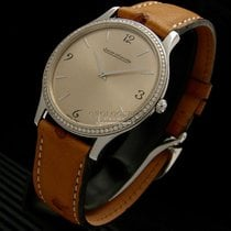 Jaeger-LeCoultre Master Control Ultra Thin Diamond Bezel Ref....