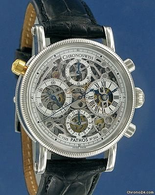 Chronoswiss Pathos Rattrapante~~NEW~~
