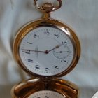A. Lange & Söhne Pocket Watch - Red Gold 14 carat