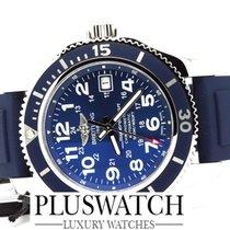 Breitling SUPEROCEAN II 42 BLUE A17365D1 / C915 / 138S NEW N6