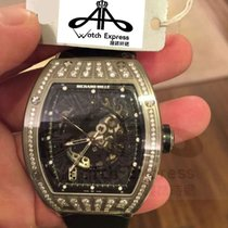 Richard Mille RM 023 White Gold with Diamonds
