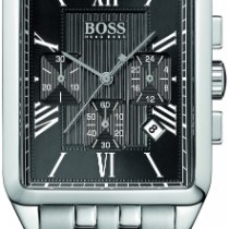 Hugo Boss Gents Chrono HB1512576 Elegante Herrenuhr Zeitloses...