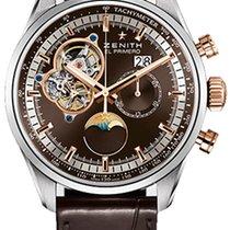 Zenith [NEW] El Primero Chronomaster Grande Date (Retail:EUR12...