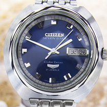 Citizen Seven Star  Stainless Steel Automatic Watch 1968 Scx268