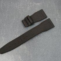 IWC OEM Big Pilot Black Kevlar Canvas Strap 22mm