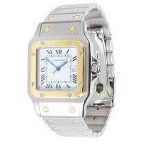 Cartier Santos Vintage 2961 Unisex Watch in 18K Yellow Gold...